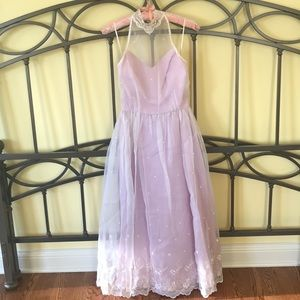 """🌸Vintage 1980s """"Pretty in Pink"""" style Prom Dress."""